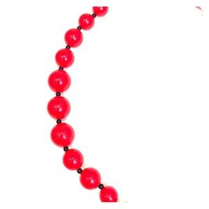 NWOT Red Necklace
